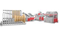 SAM/1500 ELECTRONIC PAPER MIFER TUBE MACHINE (SET)