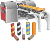 SAM/200 MIFER PIPE MOUTH CURLING MACHINE