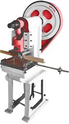 SAM/3200 EDGEBOARD CORNER OPEN MACHINE