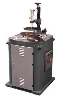 SAM/250 Angular Flanging Machine