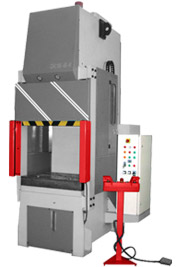 C Type Hydraulic Presses